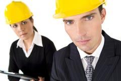 Industrial Partnership Royalty Free Stock Image