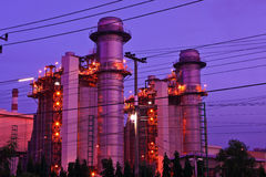 Industrial Petrochemical Stock Images