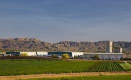 Industrial Phoenix, AZ Royalty Free Stock Photos