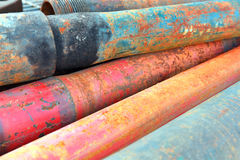 Industrial Pipe Texture Royalty Free Stock Images