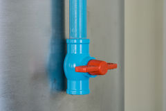 Industrial Pipe Valve Stock Images