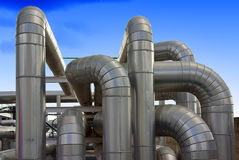 Free Industrial Pipeline Royalty Free Stock Images - 19213859