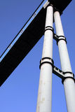 Industrial Pipes Royalty Free Stock Photo
