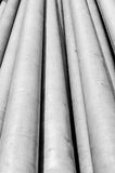Industrial pipes Royalty Free Stock Images
