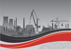Industrial plant Stock Photos