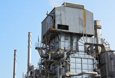 Industrial plant Royalty Free Stock Photos