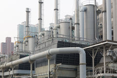 Free Industrial Plant Stock Photography - 36796542
