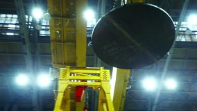 Industrial, plant, manufacturing , machinery stock video footage