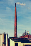 Industrial plant Royalty Free Stock Images