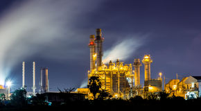 Industrial plant Royalty Free Stock Photography