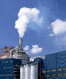 Industrial Plant Royalty Free Stock Image