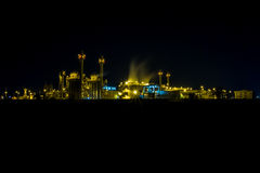 Industrial plant Royalty Free Stock Photo