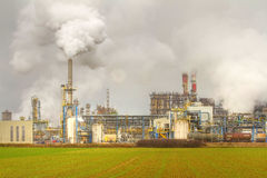 Industial pollution Stock Photos