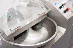 Industrial processing equipment panel Stock Photos