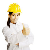 Industrial quality control Royalty Free Stock Image