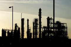 Industrial Refinery Stock Images