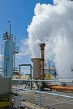 Industrial Refinery Royalty Free Stock Photography