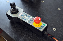 Industrial remote control Stock Image