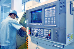 Industrial remote control stock images