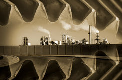 Industrial revolution Royalty Free Stock Photo