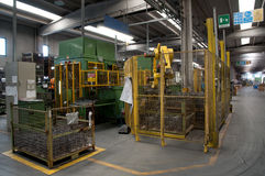 Industrial Robots - Automation lines Stock Photography