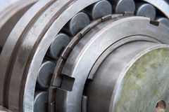 Industrial roller bearing Royalty Free Stock Images