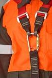 Industrial safety belt Stock Image