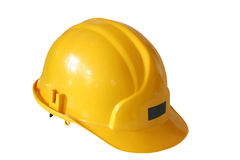 Industrial safety helmet Stock Photo