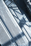 Industrial scaffold background Stock Images