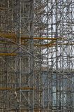 Industrial Scaffolding Royalty Free Stock Photos