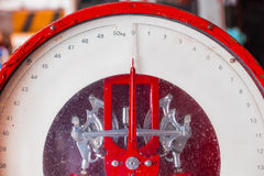 Industrial scale Stock Photo