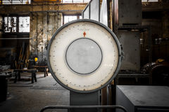 Industrial scale Royalty Free Stock Images