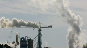 Industrial scenery Stock Photos