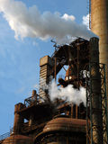 Industrial scenery Stock Images