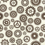 Industrial seamless pattern Stock Images