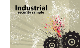 Industrial security Royalty Free Stock Photos
