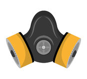 Industrial security equipment isolated icon. Stock Image