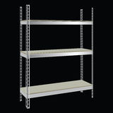 Industrial Shelve stand Royalty Free Stock Image