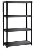 Industrial shelving Royalty Free Stock Photo