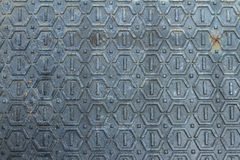 Industrial shiny metal silver on background. Stock Images