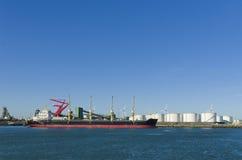Industrial ship Royalty Free Stock Photos