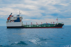 Industrial ship Royalty Free Stock Images