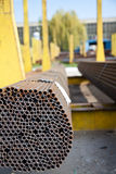 Industrial site Royalty Free Stock Image