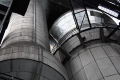 Industrial Site Royalty Free Stock Images