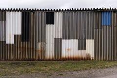 Industrial site Forsvik Bruk Stock Images