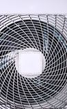 Industrial Size Air Conditioner Royalty Free Stock Photography