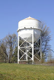 Industrial Water Tank Royalty Free Stock Photo