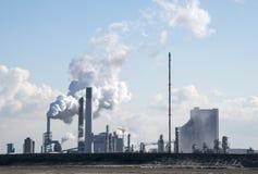 Industrial skyline Royalty Free Stock Image