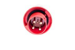 Industrial socket 32 ampere Stock Images