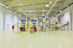 Industrial space Stock Photography